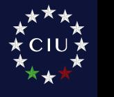 CIU - Confederazione Italiana di Unione delle Professioni intellettuali